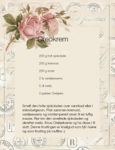 Oreokrem