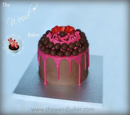 Chocolate Drip Cake <3